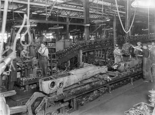 John Deere Assembly Line : Images about john deere misc tractors on pinterest