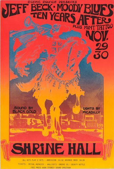 Classic Rock Posters | ... by Gayle Marie Wocoski on Classic Rock Concert Posters.... | Pint