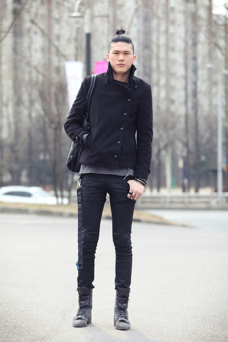 27 Best Images About Seoul Men 39 S Fashion On Pinterest Bobs Boyfriend Jackets And Korean Style