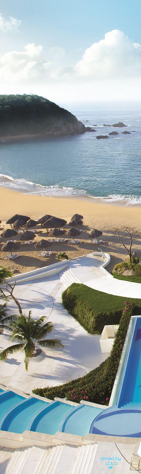 Secrets Huatulco Resort&Spa Mexico | LOLO❤