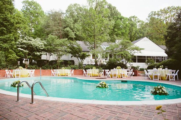 17 Best Images About Real Houston Weddings On Pinterest: 17 Best Images About Poolside Wedding On Pinterest