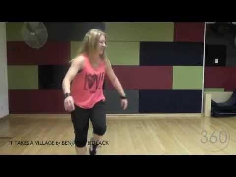 Choreo: It Takes A Village - Melanie Guertin - www.dancepl3y.com