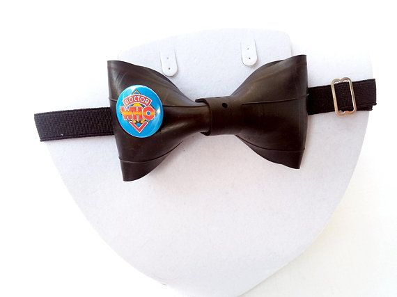 Doctor Who Bow Tie Tardis