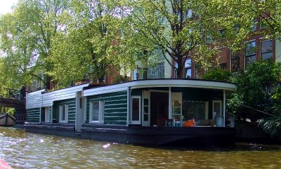 House boat 17