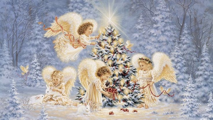 """Christmas music, Peaceful Christmas music, """"Christmas Inspirations by Ti..."""