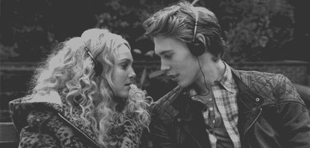 Music brings us together gif music black and white cute love romance kiss couple love gif romantic kissing couple gif relationship gif makeout