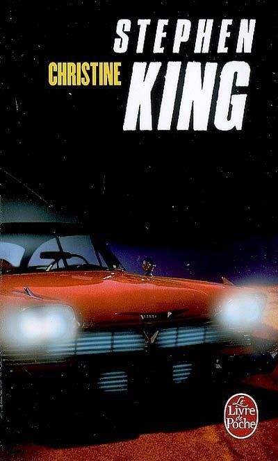 Christine est le nom d'une voiture, une Plymouth Fury de 1958. Arnie, jeune amateur de modèles rétro, est sous son emprise. Le précédent propriétaire n'est plus en vie pour le mettre en garde. Christine est possédée par le diable. Elle connaît son pouvoir. Elle s'éprend de son nouveau propriétaire et identifie aussitôt sa rivale : Leigh, la petite amie d'Arnie.Consulter la page de l'auteur.        » Stephen King