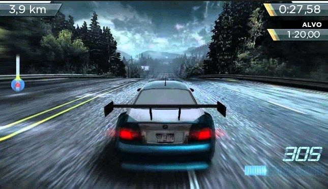 Need For Speed Most Wanted Apk Mod Money Unlocked Data Android