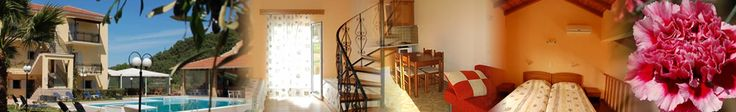 Holiday Accommodation, Nikos Apartments, Arillas, Corfu