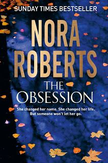 A Bookaholic Swede: The Obsession by Nora Roberts Blog Tour