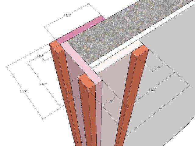 Building Decorative Columns Scrapworklove