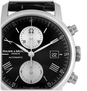 Webstore - Baume & Mercier Women's 8680 Hampton Mini Diamond Watch