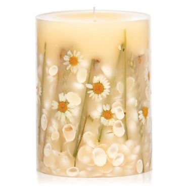 Sea Shells & Daisies. My favorite Candle. Smells good too