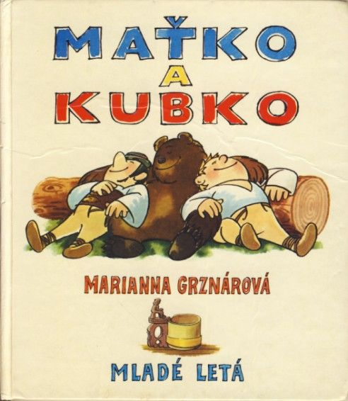 Matko a Kubko book :)