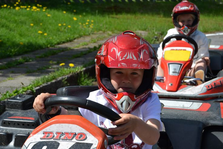 Go-kart track in Evje Go-kart for all the family with a separate track for children. The track is right by route RV9 in Setesdal one hour drive from Kristiansand. http://gokartevje.no/