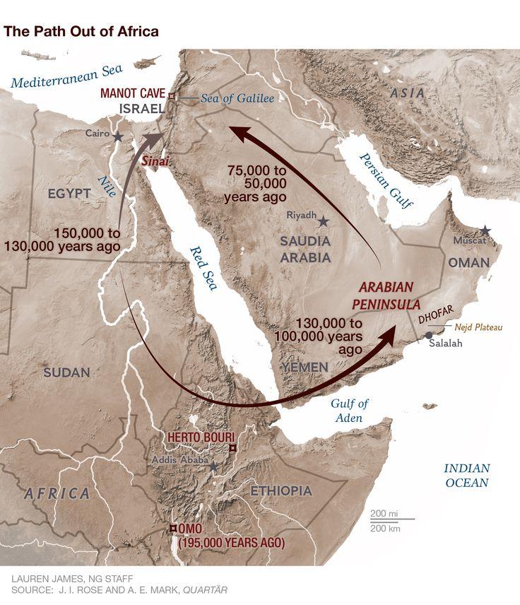Modern migration
