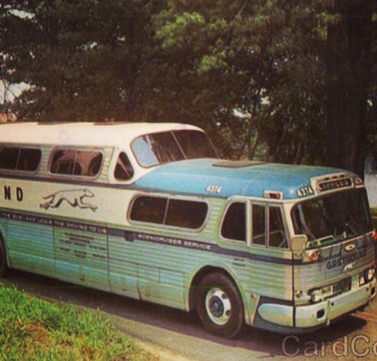 Gmc Tulsa: 356 Best Vintage Buses Images On Pinterest