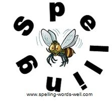 Find free spelling bee word lists here for grades 2- 8. Very helpful resource!