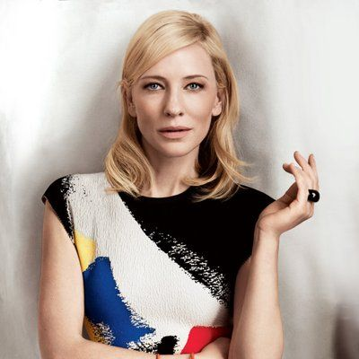 Cate Blanchett Fashion, News, Photos and Videos - Vogue