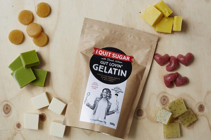 gelatin - where to buy