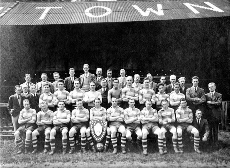EPSOM & EWELL FOOTBALL CLUB, 1933.