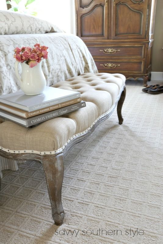 Savvy Southern Style: Mixing Masculine and Feminine in the Master