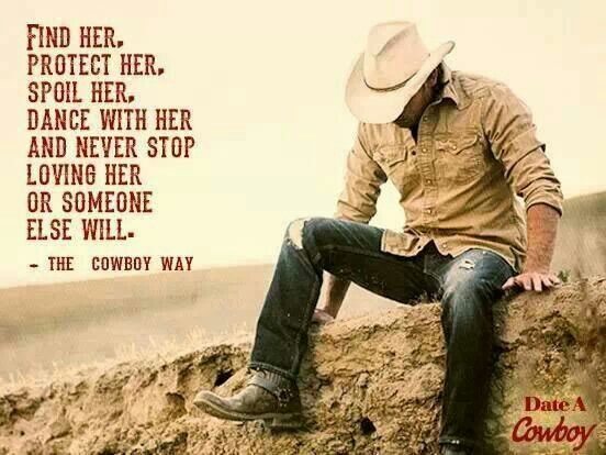 Exactly. The Cowboy Way | Inspirational & Funny Quotes ...