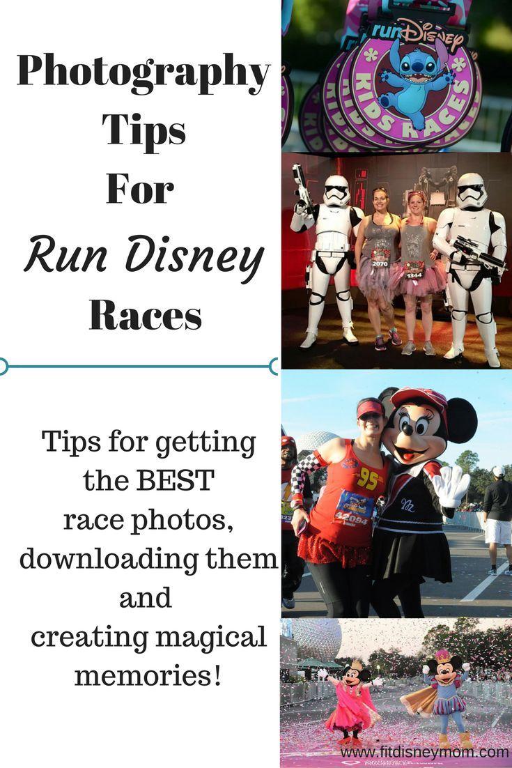 Run Disney photography tips for races. Run through Walt Disney World and Disneyland then take away magical memories.