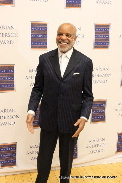 Motown Founder Berry Gordy Recipient of Marian AndersonAward