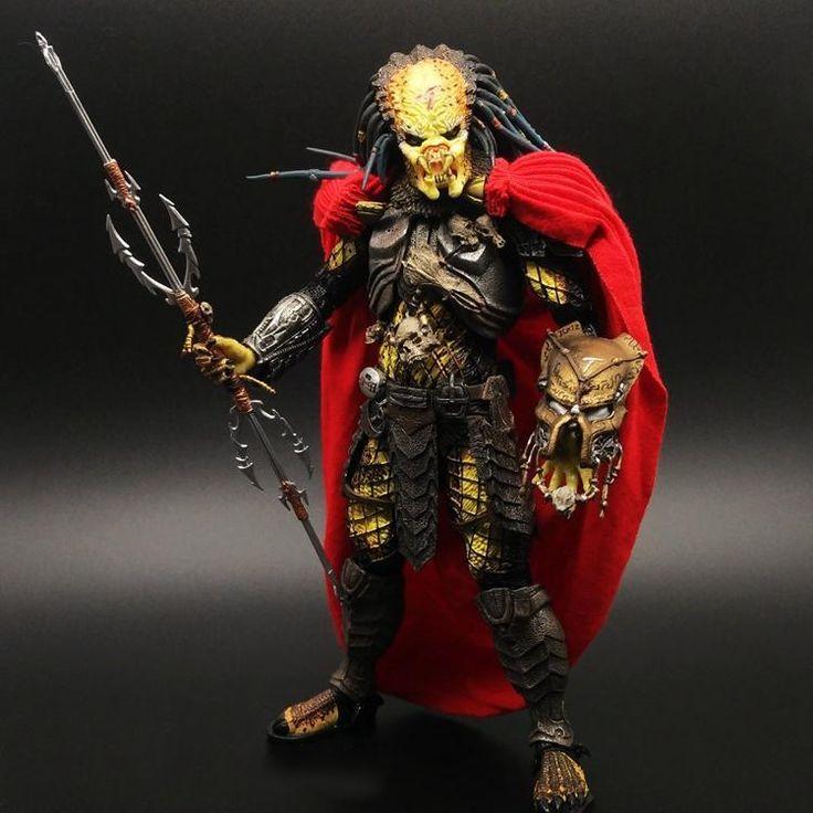 Do you like Alien?👽👽👽 NECA Predator Alien Series 8 Classic Predator Action Figure Click link to get it: https://otakuplan.com/collections/alien/products/neca-predator-alien-series-8-classic-predator-action-figure?utm_content=buffer2c77c&utm_medium=social&utm_source=pinterest.com&utm_campaign=buffer  Free Shipping+ No Custom Taxes!  👏  💡otakuplan.com Follow us for more discount 🕹