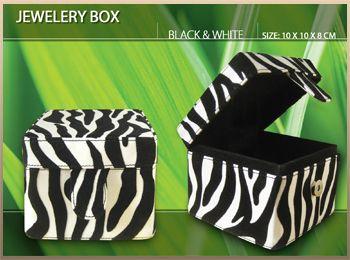 Kotak Perhiasan Vinyl