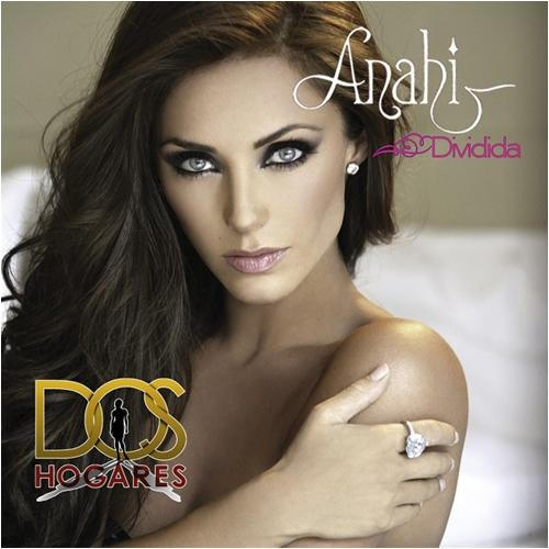 Anahí: Dividida - (CD Single) 2011.
