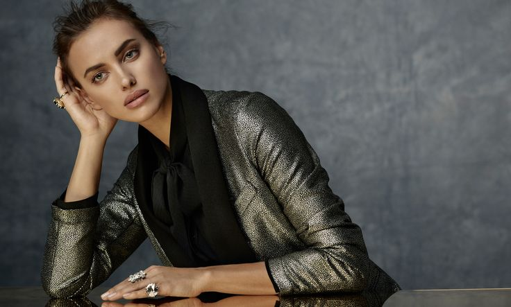 SUITEBLANCO. IRINA SHAYK FOR SUITEBLANCO. NIGHT'14 www.suiteblanco.com