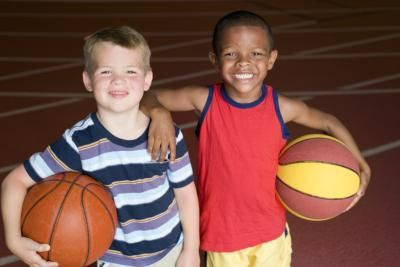 Kindergarten Basketball Drills   LIVESTRONG.COM