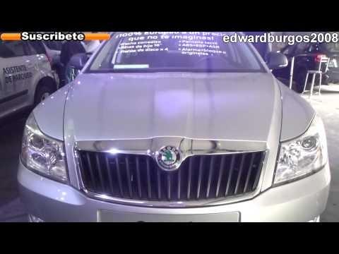 skoda octavia mpi 2012 colombia brasil mexico Argentina video de carros FULL HD