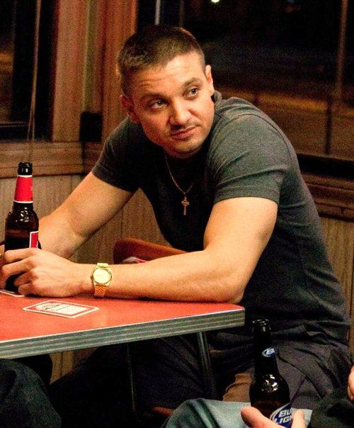 Jeremy Renner/The Town