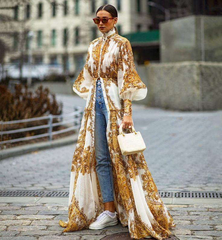 "The Street Vibe on Instagram: ""Danielle Bernstein | During Fashion Week a.w 20... 15"