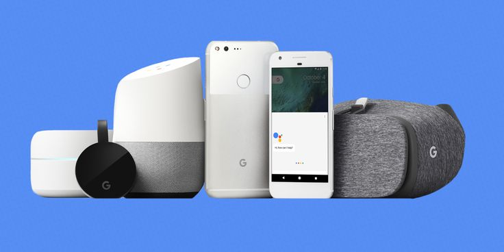 Here's everything Google just announced (October 2016)