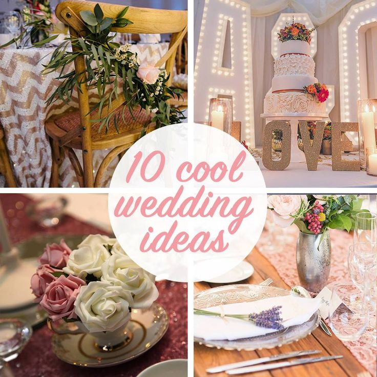 💒🌟 NEW BLOG POST 🌟💒 We have to say, we've some pretty amazing things thanks to all the brides' weddings we've been involved in. Our new blog post is inspired by just that! If you're looking for something a little bit different for your wedding day, check out our round-up of the 10 coolest wedding ideas ever, here: bit.ly/2nZeBwG
