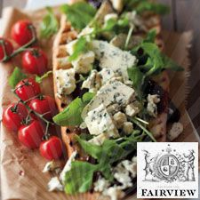 Fairview Blue Rock #cheese With Onion Marmalade Ciabatta
