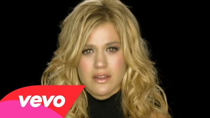 Kelly Clarkson - Because Of You.This song always reminds me of my father. He left us when i was little.