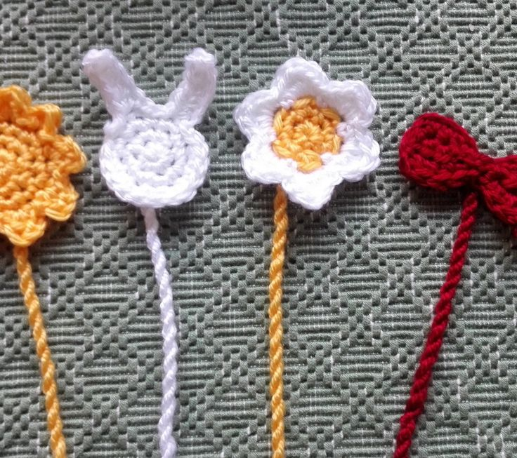 #bookmark #crochet