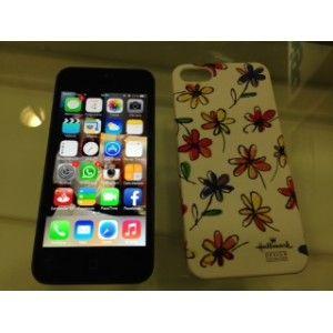 iPhone 5 16Gb color negro, tiene garantía hasta 14-01-14, es de YOIGO. Regalo la funda protectora de la foto que es nueva. Cargador, auriculares, caja, originales, *Envío en 24 - 72 horas