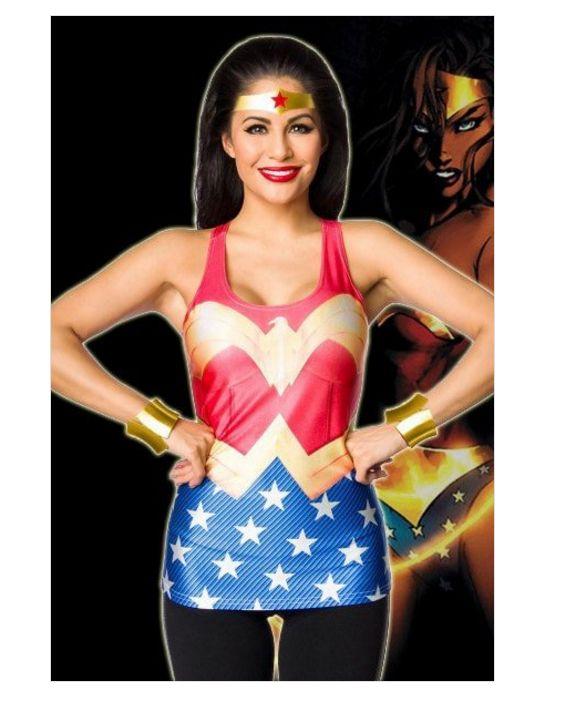 Amazonian Princess Tank Top #Superhero #Shirts #SuperGirlShirt #leggings #Specialsale