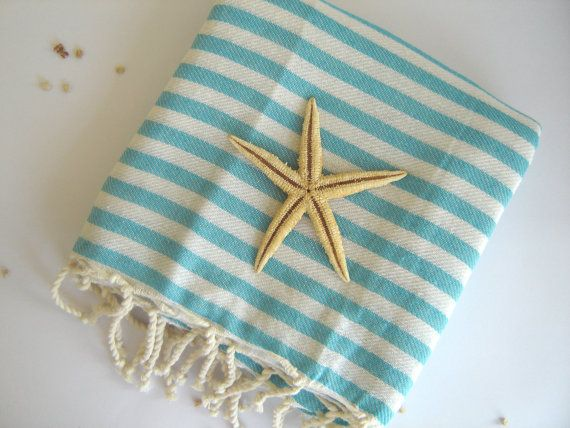 Traditional Turkish Bath Towel