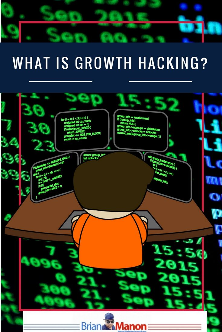 What is Growth Hacking? http://www.brianmanon.com/what-is-growth-hacking/