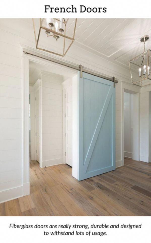 Exterior Patio Doors Indoor Doors White Double Doors With Glass