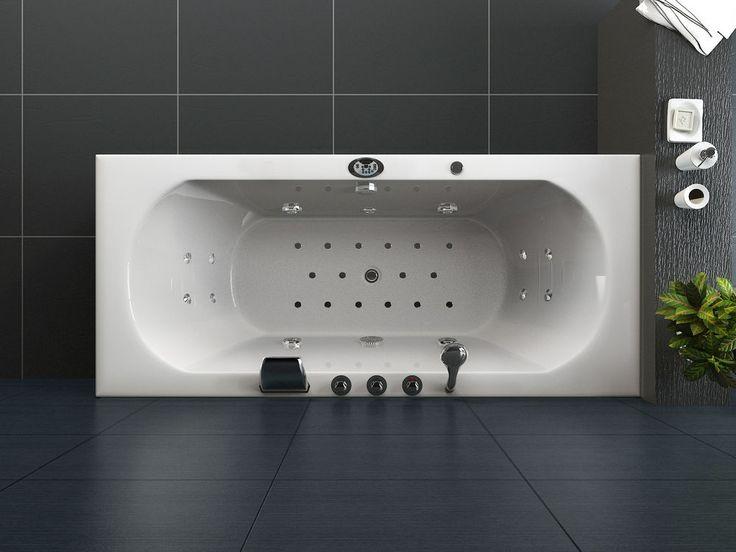 17 beste ideer om whirlpool badewanne på pinterest | eckbadewanne ... - Whirlpool Badewanne Sorgente Teuco