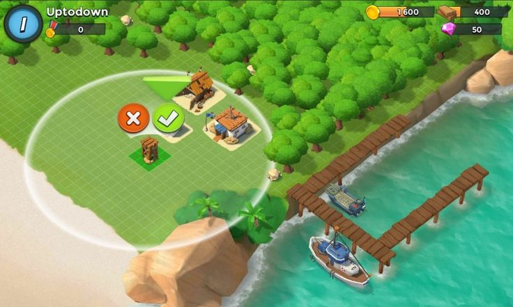 #BoomBeach is the best game that can suit the #ClashOfClans fans.