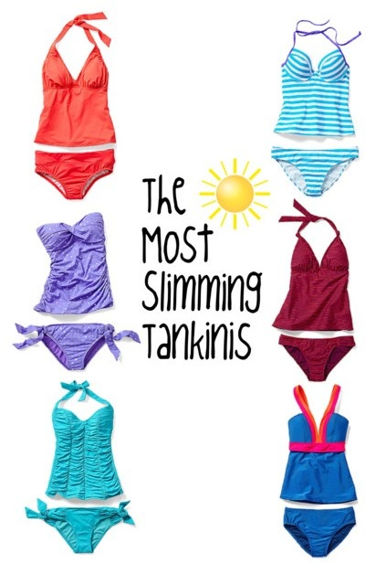 Click through for our 8 favorite tankinis of the season